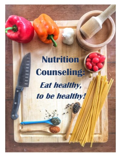 Nutrition Counseling - Gastroenterology Specialists, Inc.